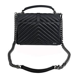Saint Laurent Bags - Saint Laurent College Medium Quilted Leather Bag